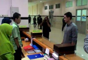 Pasalnya, Gubernur Zola mengelar Sidak ke RSUD Raden Mattaher di Jalan Letnan Jenderal Soeprapto, Telanaipura, Kamis (18/2/2015) siang