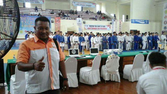 7 Atlet Judo Tanjabbar Berlaga Di Jakarta