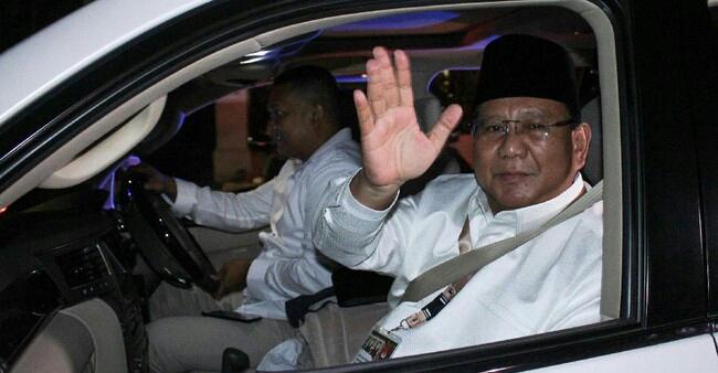Prabowo Sebut Pengakuan Ratna Itu Bohong Belaka