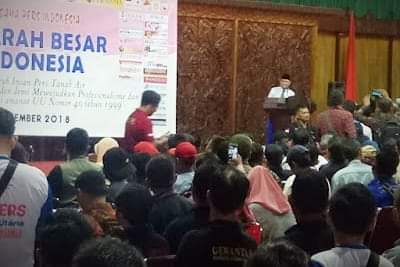 Pidato Ganti Presiden, Eggy Sudjana Diusir Wartawan ...