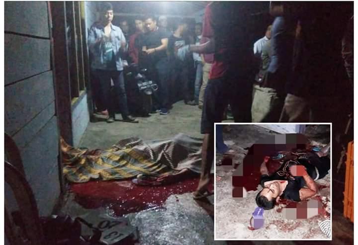 Elia Putra, pemuda singkut di Desa Bukit Tigo, Kecamatan Singkut, Kabupaten Sarolangun, Jumat (18/01/2019) malam ditemukan bersimbah darah di halaman rumah. Ia diduga tewas ditusuk dengan linggis.