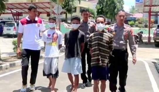 Ayah dan anak ditangkap lantaran garap adik perempuan dan sapi