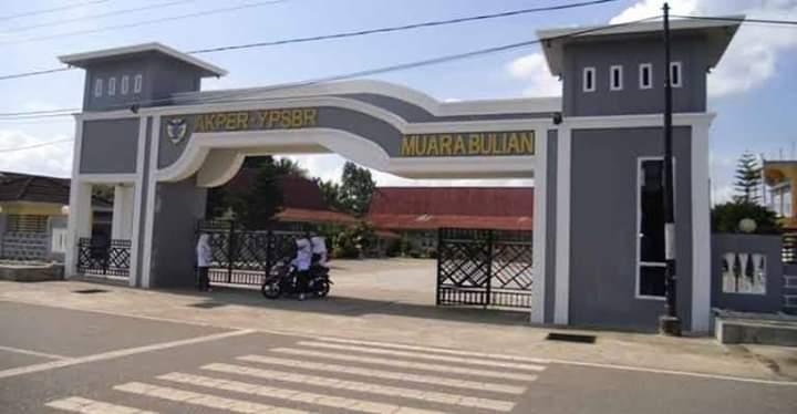 Akademi keperawatan (Akper) YPSBR Muara Bulian satu-satunya kampus yang menyandang pendidikan D3 Keperawatan di Kabupaten Batanghari