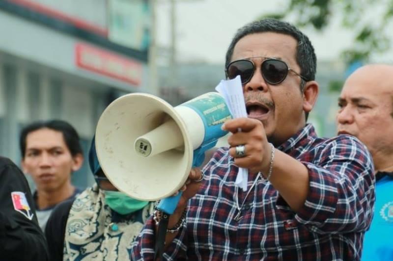 Pemilihan Presiden 2019 berakhir sudah berlangsung. Tajri Dannur batal bunuh diri setelah Jokowi unggul sementara.