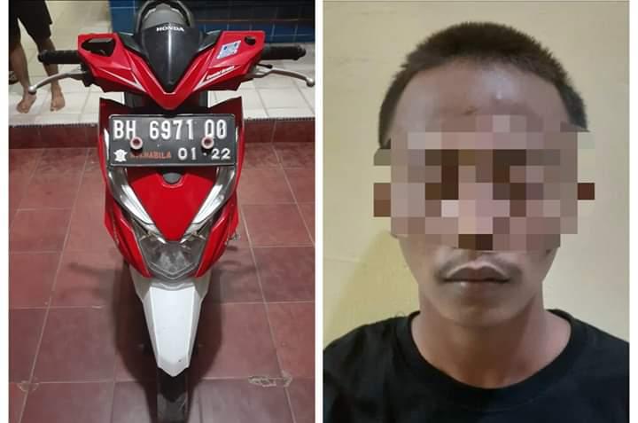 Oknum Satpol PP Diduga Mencuri, Ditangkap Polisi berikut Barang Bukti