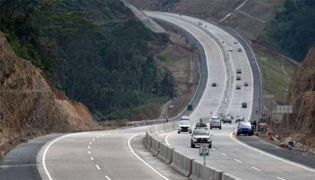Pembangunan Jalan Tol di Provinsi Jambi bakal menghubungkan Jambi - Riau. Akses jalan Jambi-Rengat itu bakal diupayakan untuk ekonomi kerakyatan. Foto : Ilustrasi jalan tol