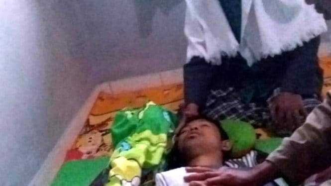 """Aktor video porno """"Vina Garut"""" berinsial A dikabarkan meninggal di ruang Ruby Rumah Sakit Umum Daerah (RSUD) dr Slamet Garut, Jawa Barat."""