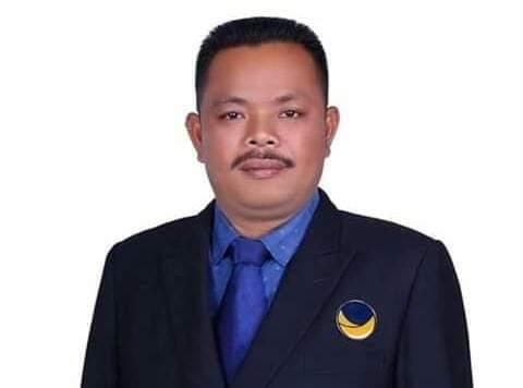 Sapuan Ansori menegaskan fungsi BPD untuk Kepala Desa atas pembangunan saat ditemui DinamikaJambi.com, Senin (16/09/2019) siang di Gedung DPRD Provinsi Jambi.