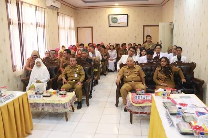 Tim Surveior dari Komisi Akreditasi Rumah Sakit (KARS) di Kuala Tungkal Kabupaten Tanjabbar dalam rangka melakukan survey akreditasi RSUD KH Daud Arif Kabupaten Tanjabbar.