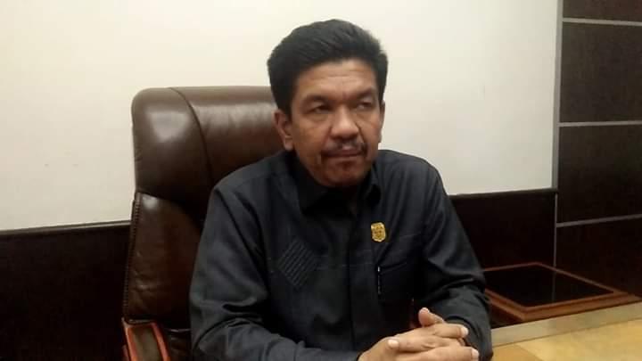 Jefri Sonnefil Belum Dilantik, Ini Kata Ketua Dewan Sementara, Kamis (19/09/2019) saat disambangi Dinamikajambi.com