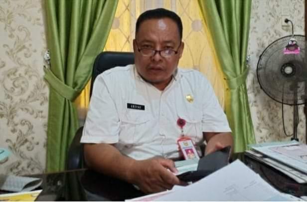 Disdukcapil Sarolangun, Arsad Himbau Jangan Posting Identitas Pribadi di Medsos, Kamis (19/09/2019)