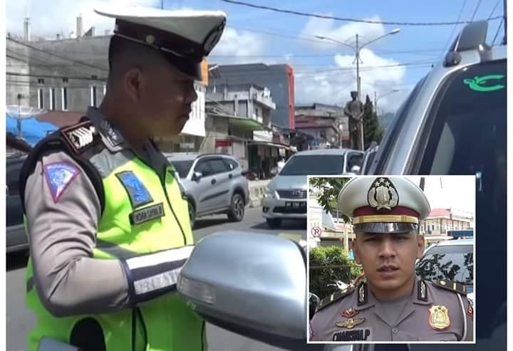 KBO Satlantas Polres Kerinci IPDA Charisma, Selasa (03/09/2019) mengatakan pihaknya sudah menilang sebanyak 500 kendara selama 5 hari operasi patuh dengan jenis pelanggaran yang beragam.