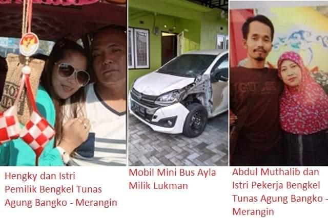 Tak kunjung diperbaiki dari sebelum lebaran lalu, pemilik mobil Ayla ancam polisikan perbaikan mobil. Pasalnya, Ia telah membayarkan uang belasan juta rupiah.