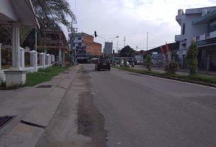 Traffic Light Dalam Kota Di Tanjabbar Tidak Berfungsi