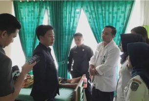 Komisi II DPRD Merangin surati Bupati terkait kinerja RSUD Kol Abundjani