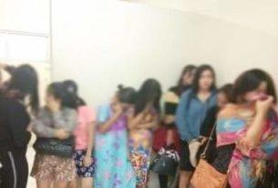 Terciduk, Sewa 11 Perempuan Muda, Turis Ini Dibekuk Polisi