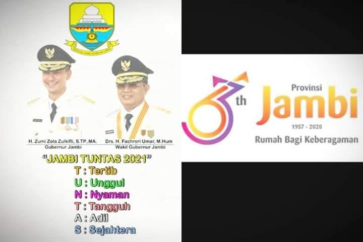 PR Jambi Tuntas, Akan Jadi Hadiah Spesial di HUT ke-63 Provinsi