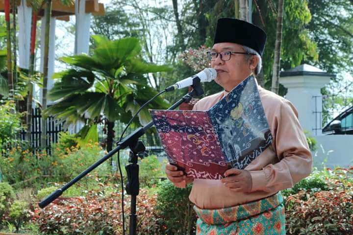 Wabup Kerinci Ami Taher Pimpin Peringatan HUT Provinsi Jambi ke-63