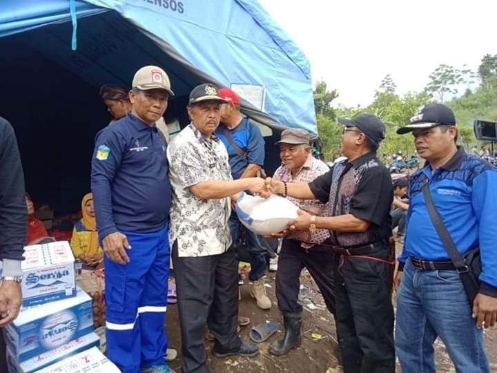 Pemkot Serahkan Bantuan Korban Hilang