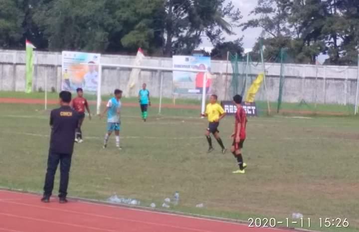 Laga Perdana di Gubernur Cup, Muaro Jambi Telan Kekalahan Dari Tanjabtim