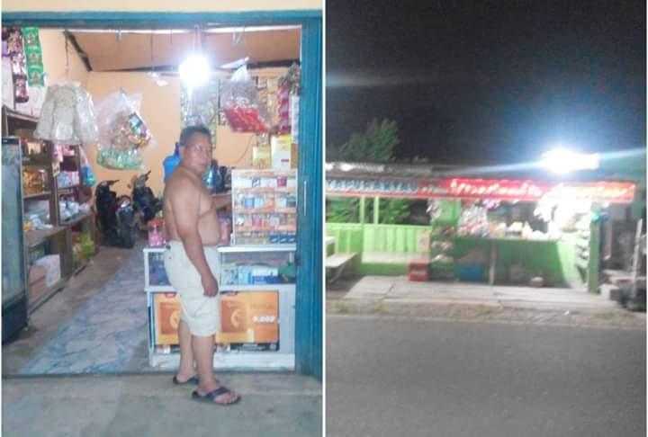 Warga Resah, Hampir 4 Bulan Pasar Baru MABulian Diteror Maling