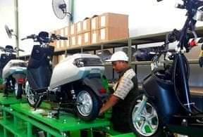 Diberi Bandrol Rp 5 Juta, Motor Listrik Ini Siap Mengaspal di Indonesia
