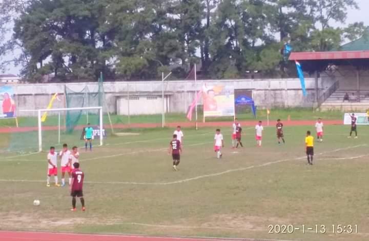 Babak Penyisihan Grup Gubernur Cup, Merangin Pecundangi Bungo 3-0