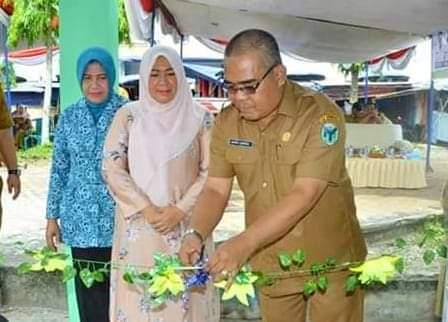 Launching Kantor PUSPAGA di Batanghari, Ini Harapan Bupati