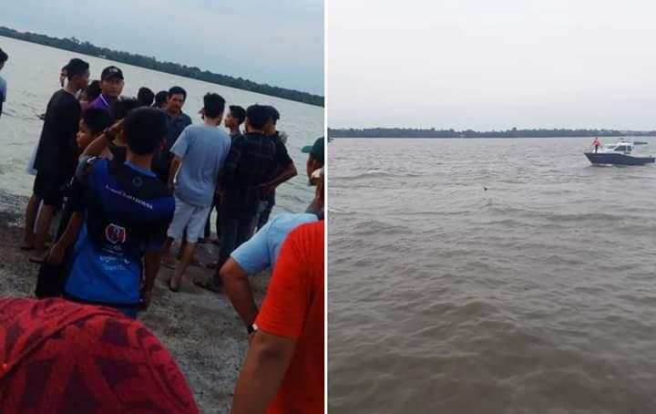 Asik Berenang di Objek Wisata WFC, Seorang Remaja Tenggelam Terbawa Arus