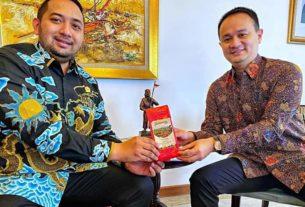 Perkuat Ekspor Produk Jambi, Dewan Kembali Temui Wamen Perdagangan RI