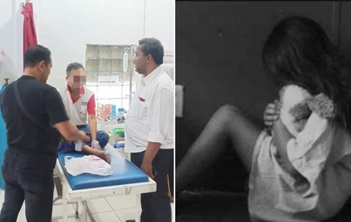 Kakek 60 Tahun di Sarolangun,Cabuli Anak Dibawah Umur