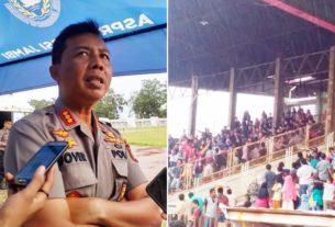 Kapolresta Jambi Siapkan 100 Personil di Semi Final Gubernur Cup