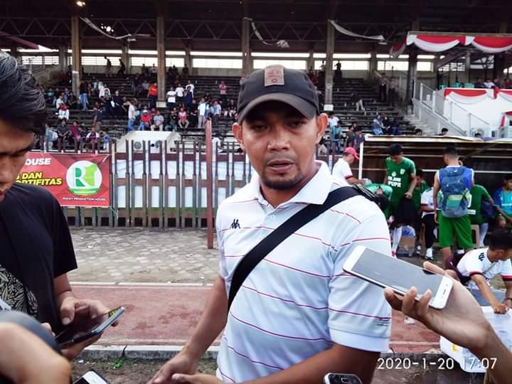 Gagal di Semi Final, Pelatih Kota Jambi Akui Skil Pemain Merangin
