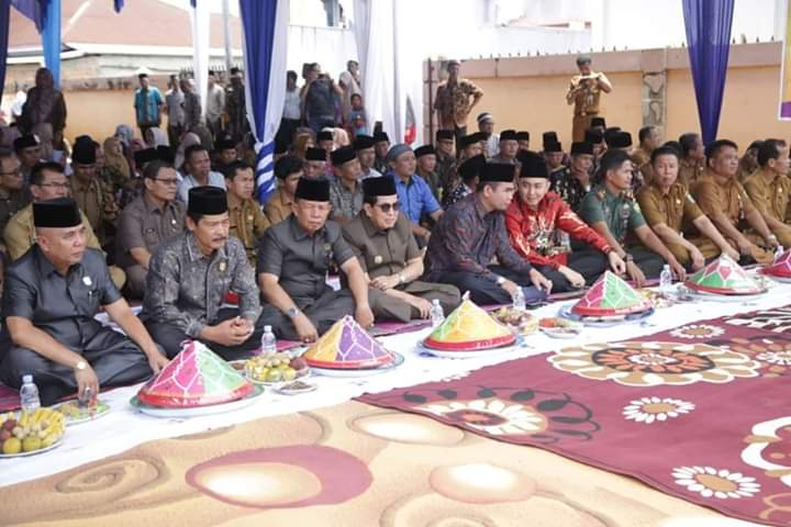 Wako AJB Hadiri Syukuran Pelantikan Ketua DPRD dan Para Wakil
