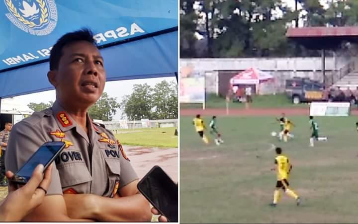 Amankan Final Gubernur Cup 2020, Kapolresta Kerahkan 300 Personi