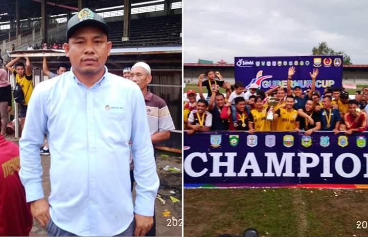 Pertahankan Juara Gubernur Cup, Bupati Merangin Akan Berikan Bonus