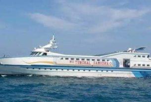Dibeli 14 Milyar, Kapal Tungkal Samudera Dijual Kiloan