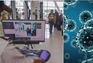 Waspada Virus Corona, PT Angkasa Pura Perketat Pemeriksaan Kesehatan