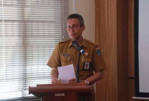 Sekda Hadiri Acara Forum Penyusunan RKPD 202