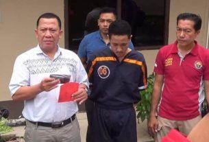 Menjambret, Pengangguran di Jambi Terancam Pidana 9 Tahun Penjara