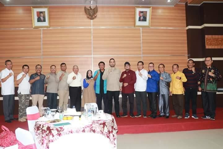 Sambut Kunjungan Komisi III DPRD, Bupati Sampaikan Ini