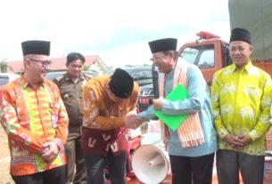 Potret Kemesraan Fachrori dan Masyuri Saat di Bungo, Ratusan Warga Jadi Saksi