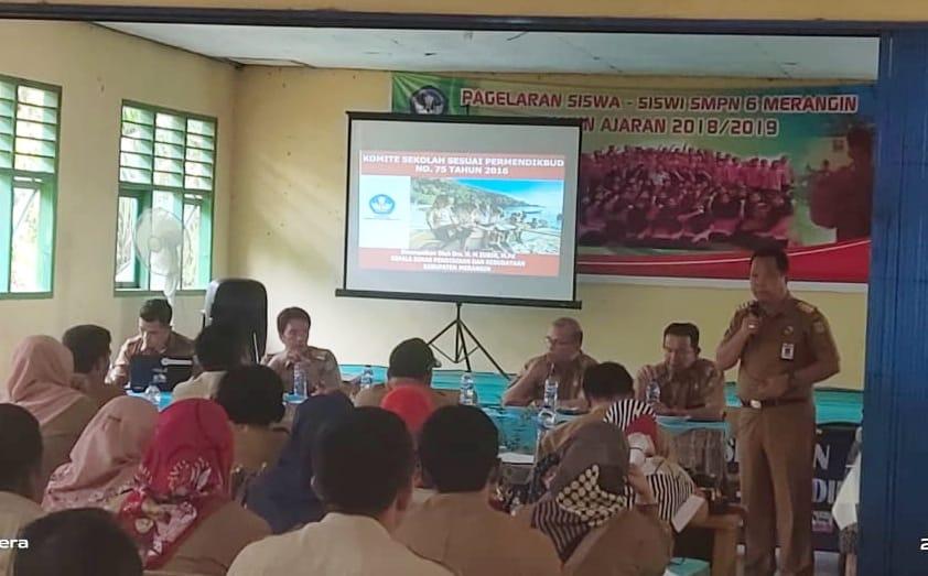 Dugaan Pungli Viral, Kadisdik Kumpulkan Kepsek di 4 Kecamatan