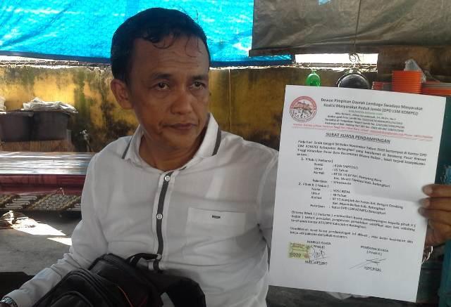 Sertifikat Tanah Tak Usai, LSM Kembali Temui BPN