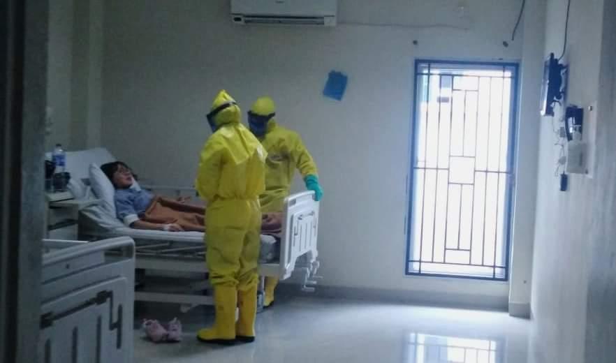 Data korban terbaru virus corona di dunia, Minggu (16/02) tercatat 1.669 meninggal dan 69.268 terinfeksi. Penyebaran virus sudah di 29 negara