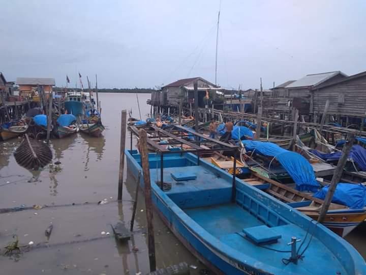 Akibat Virus Corona, Ribuan Nelayan di Tanjabbar Gigit Jari
