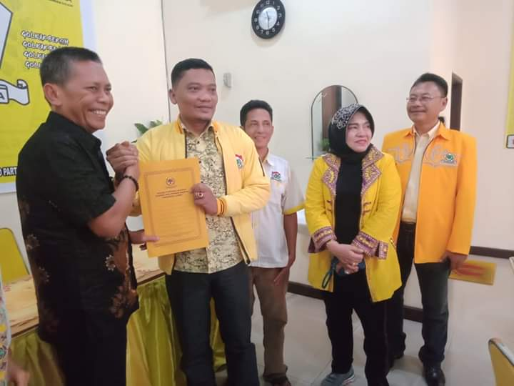 Didahului 3 Calon Kandidat Lain, HCE Bawa Nama Kader Murni