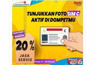 Pertengahan bulan Februari 2020 ini, PT Sinar Sentosa Primatama (Sinsen) Jambi tak bosan-bosannya memanjakan konsumennya, dalam hal produk modern maupun pelayanan.