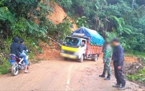 10 Titik Jalan Merangin-Kerinci Rawan Longsor, DPR RI Angkat Bicara