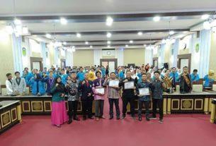 Ratusan Mahasiwa Hadiri Seminar Lisuma Jambi